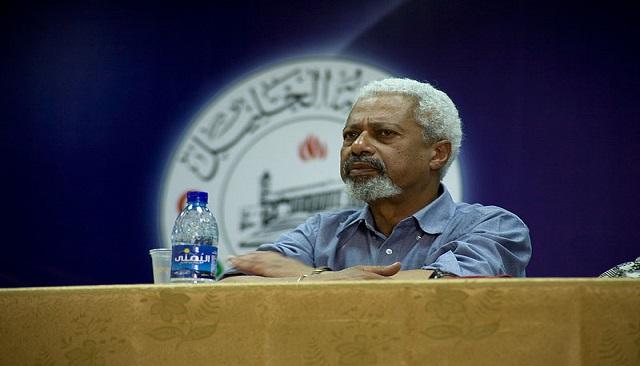 আব্দুলরাজাক গুরনাহ copyright by commons.wikimedia.org